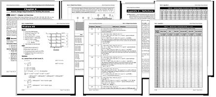 seismic design review the sdr workbook
